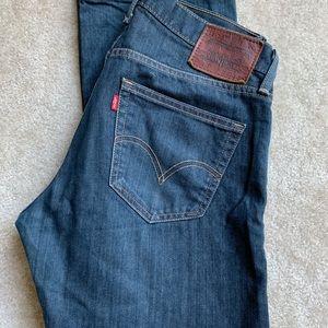 Levis's Men's 569 Loose Straight-Leg Jean